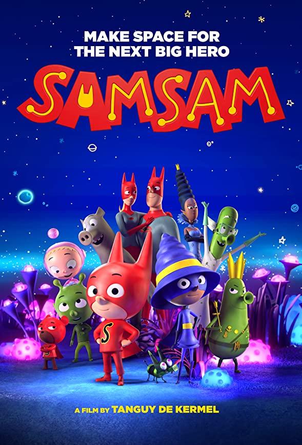SamSam (2019) (Animation)