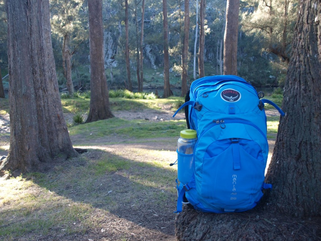 Osprey Pack review Nathan Robson gear and equipment backpack