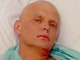 Litvinenko lucra pentru serviciile secrete britanice