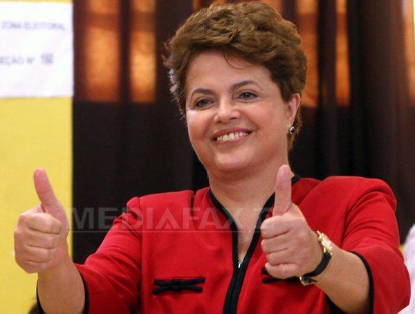Imagini pentru presedinta braziliei