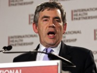 Gordon Brown poate primi întrebări pe site-ul YouTube (Imagine: Mediafax Foto)