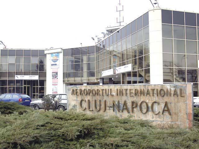 Aeroportul din Cluj-Napoca a fost tranzitat de peste 2,9 milioane de  pasageri în 2019.