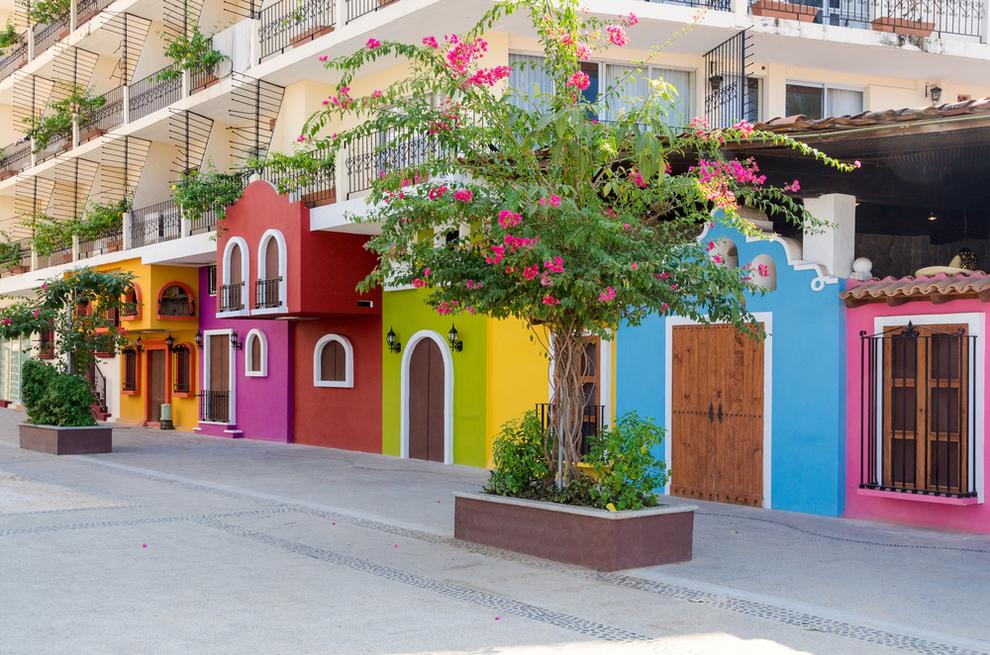 Puerto Vallarta, Mexic