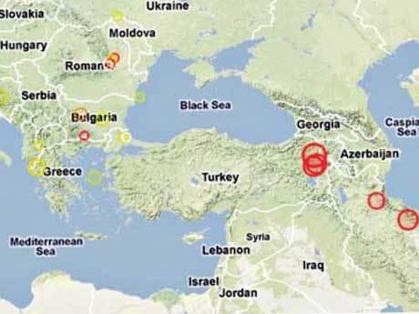 Dupa Turcia, si Romania ar putea fi afectata de un cutremur mare