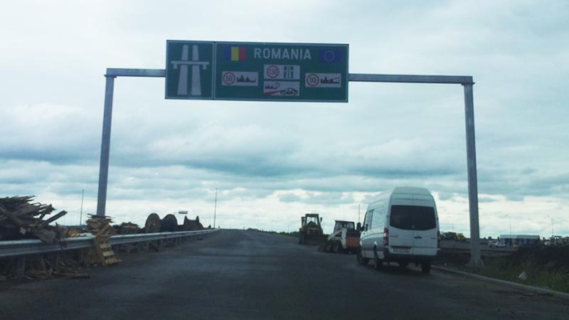 Cum arată şi când va fi deschis primul punct de frontieră pe autostradă dintre România şi Ungaria