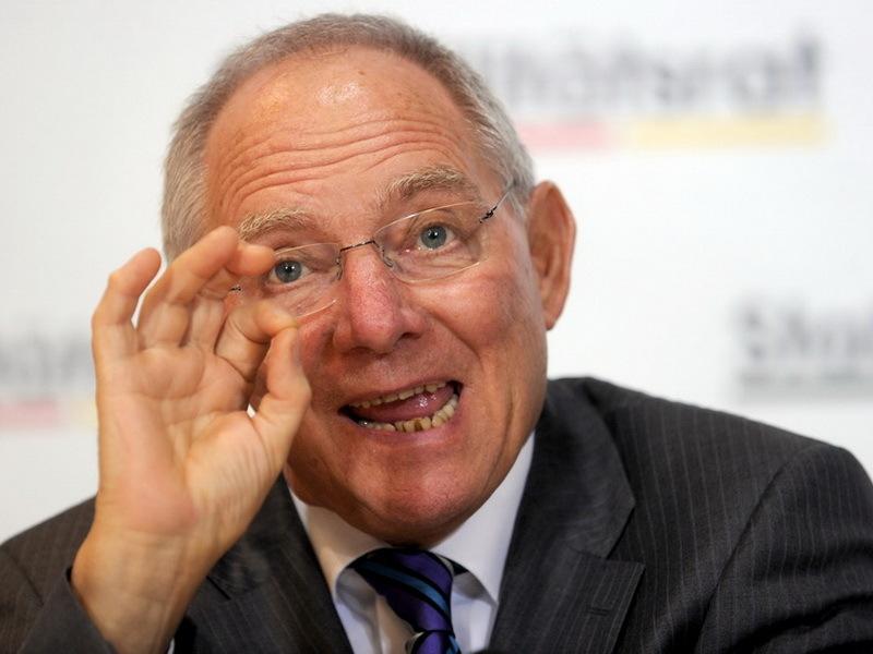 Ministrul de finanţe al Germaniei face public planul de salvare ce va fi discutat la summitul UE