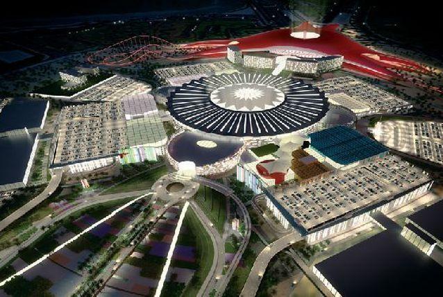 Cum va arăta mall-ul de 1 mld. dolari construit în Qatar