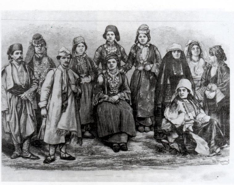 Aromânii balcanici şi bandele greceşti 1905