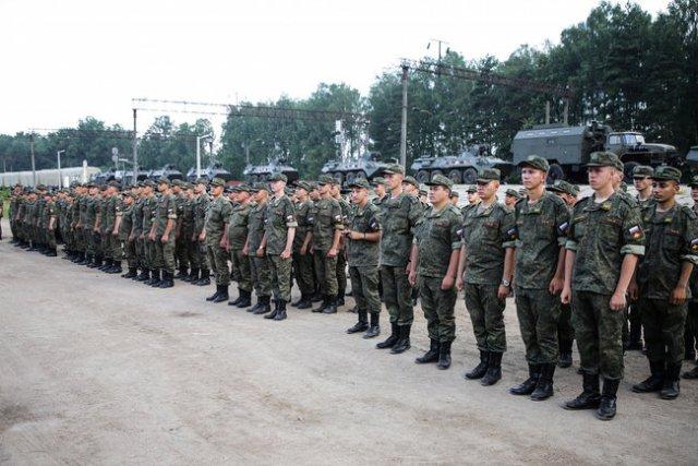 В параде в Минске участвует подразделение РФ, военные которого обстреливали Мариуполь, - InformNapalm 01