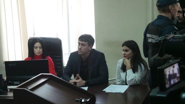 Прокуратура просить суд відправити під цілодобовий домашній арешт ветерана АТО Тамаріна за зрив презентації Сивохо 02