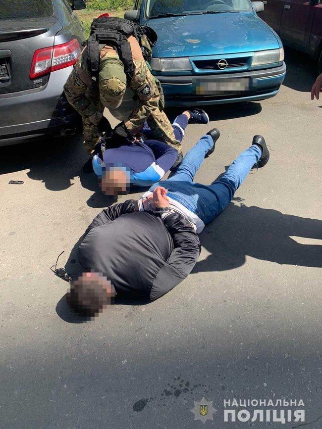 Одесситы выкрали киевлянина и требовали у него более $400 тыс., их задержали, - полиция 01