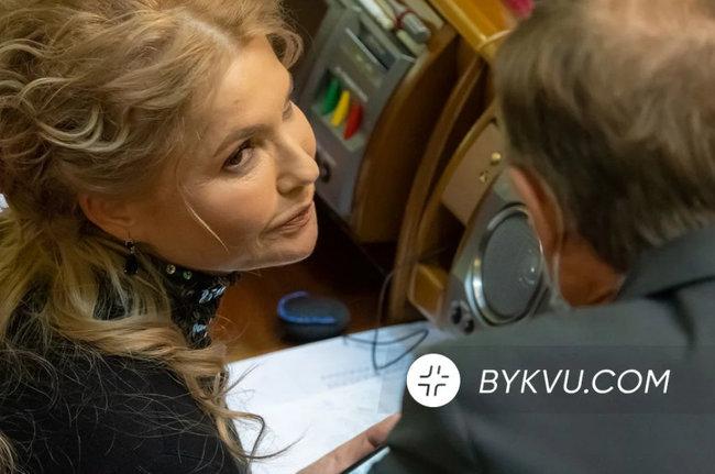Єрмак зателефонував Тимошенко, вона покликала його ввечері в гості: Готова продовжити нашу розмову 06