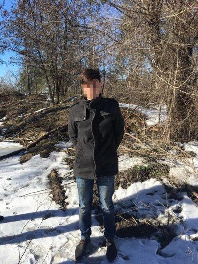 Командира разведотделения ЛНР задержали при пересечении линии разграничения на Луганщине, - СБУ 01