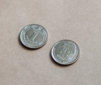 Нацбанк начал замену бумажных 1 и 2 гривен монетами. ФОТО