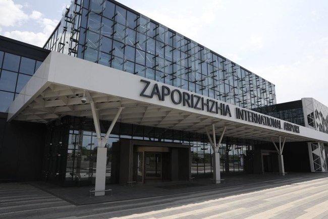 Новый терминал аэропорта Запорожья достроен, - мэр Буряк 02