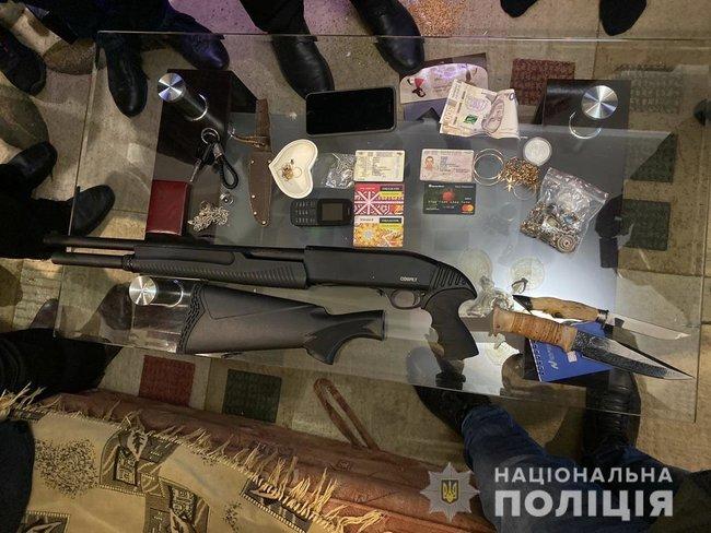 Банда, совершившая более 20 тяжких преступлений, задержана в Запорожской области, - Нацполиция 03