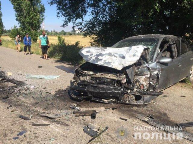 На Николаевщине в ДТП погиб 10-летний мальчик, который находился за рулем 02