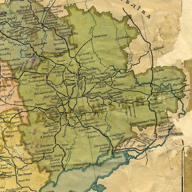 Казанський про статтю Путіна: Якщо великий історик вирішив згадати про кордони 1922 року, то нехай повертає Таганрог із Шахтами і Новошахтинськом 01