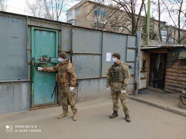Коронавірус і українська армія: як захищені бійці на передовій 01