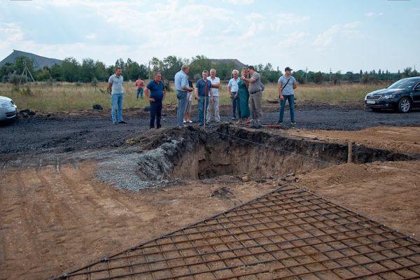 Вещание на оккупированные территории: Начато строительство ...