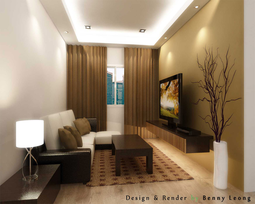 home decorating ideas living room malaysia interior design for small condo in malaysia 13410