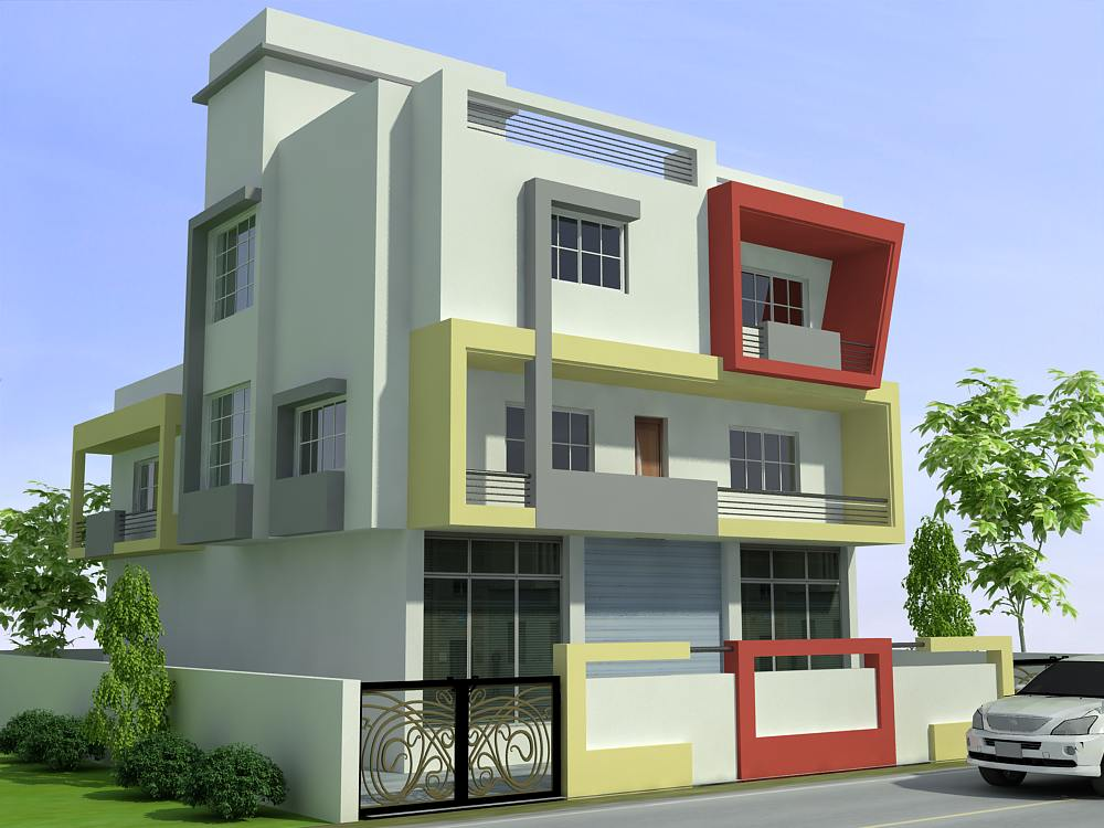 Architectural Home Design By Sumedhwin Category Private