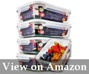 glass lunch containers reviews