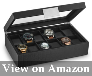 mens watch case for large watches