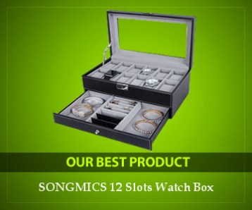 best watch box for men