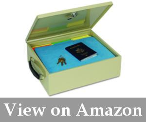 best fireproof lock box reviews