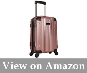 women's rolling luggage reviews