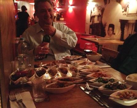 Dinner Restaurant BlauwUtrecht Netherlands