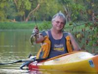 Kyak Fishing