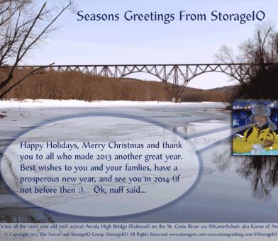 2013 season greetings