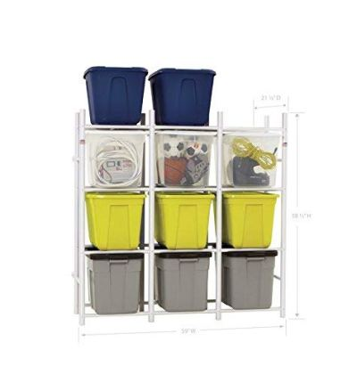 Bin Warehouse Storage Systems DFAE2MBW-12TC 12 Compact Shelving System