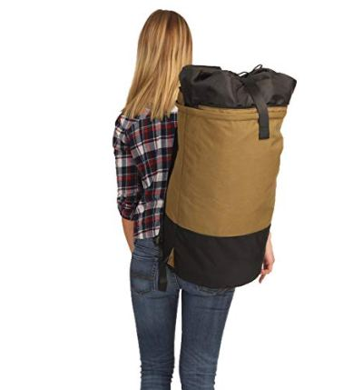 StramperBAG | Laundry Bag | College Laundry Backpack and Hamper |Travel Bag and Beach Bag|