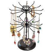 Jewelry Organizer Tower Necklace Tree Bracelet Display Stand