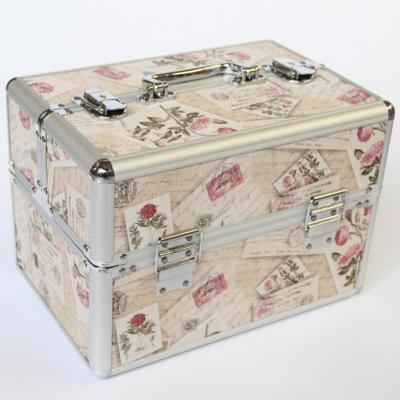 Hot Sale Multi Colours Make Up Organizer,Makeup Storage Box Suitcase,Women Jewelry Box Large Containers,Organizer for Cosmetics