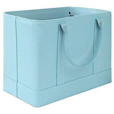 Trenton Gifts File Organizer Tote | Stylish Way to Keep Organized | Blue