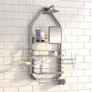 ARTIKA CADG2-C1 O2 Adjustable Bathroom Caddy/Over-The-Shower Head