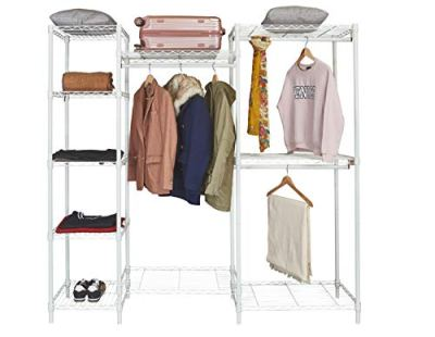 Muscle Rack Wire Steel Closet System Organizer