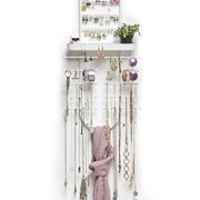 Umbra Valerina Over-The- Over-The-Door Jewelry Organizer