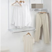 Rubbermaid Configurations Custom Closet Starter Kit