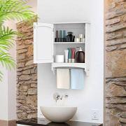 Yaheetech Medicine Cabinet, Hanging Bathroom Cabinet
