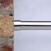 "WoodworkPRO Closet Rod Kit #2: 1-1/4"" Closet Rod"