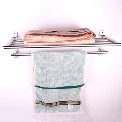 Chuanmao Towel Rack Bath Towel Bar Made of Stainless Steel