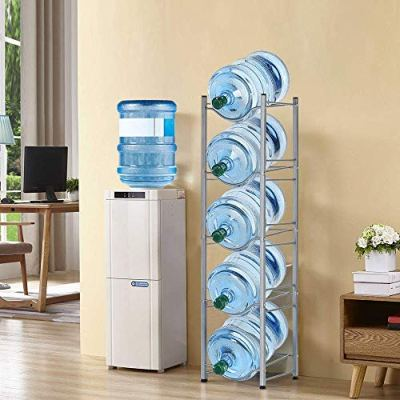CASAVIDA 5 Gallon Water Bottle Jug Metal Water Dispenser