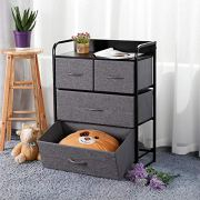 Kamiler Tower Unit for Bedroom, Hallway, Entryway Closets