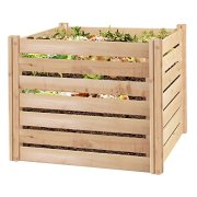 Greenes Fence Cedar Wood Composter