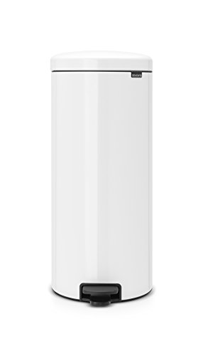 Brabantia Step Trash Can newIcon with Plastic Inner Bucket
